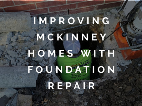 Improving Homes with Quick Foundation Repair in McKinney TX