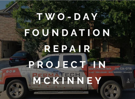 Boosting Curb Value with Fast Foundation Repair in McKinney