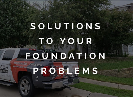 The Best Solutions to Failing Foundations in McKinney TX