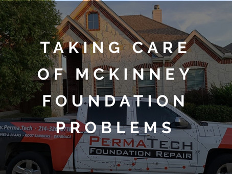 Taking Care of McKinney Foundation Problems, Big or Small