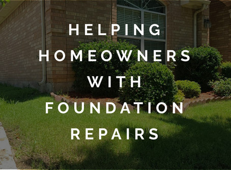 Helping McKinney Homeowners with Foundation Repairs
