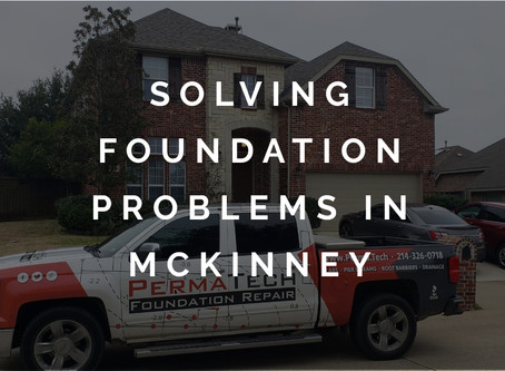 Solving Foundation Problems for Homeowners in McKinney