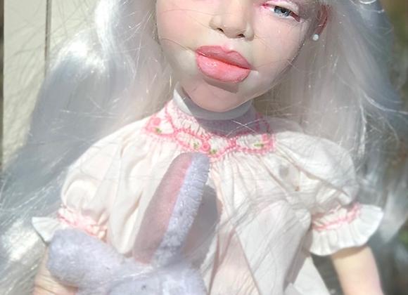 """Violet """"Angel Doll"""""""