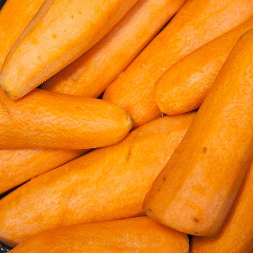 Zanahoria entera granel 1Kg (5un aprox.)