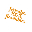 formatos 100% flexibles