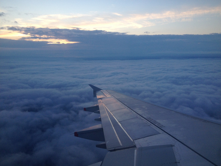 Leaving for Sweden