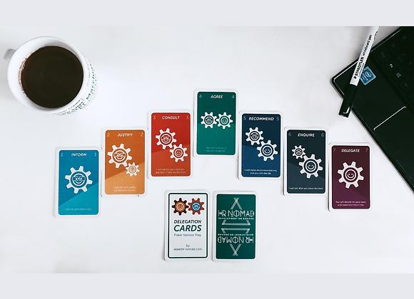 Delegation Cards (English Version)