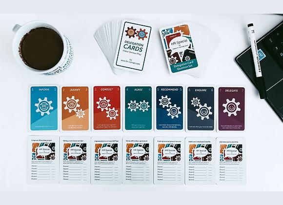 Poker Serious Play Startup Set (English Version)