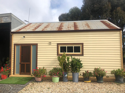 Old Barn restoration
