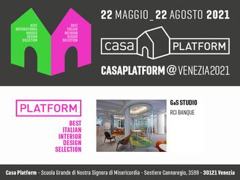 """GaS Studio sarà tra i protagonisti della mostra tematica """"Best Italian Interior Design Selection"""""""