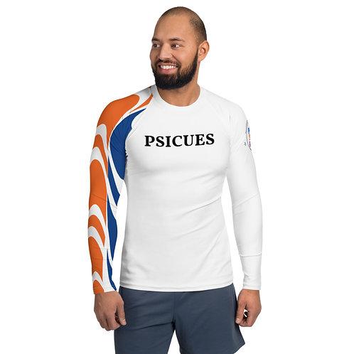 Camiseta compresión manga larga PSR White