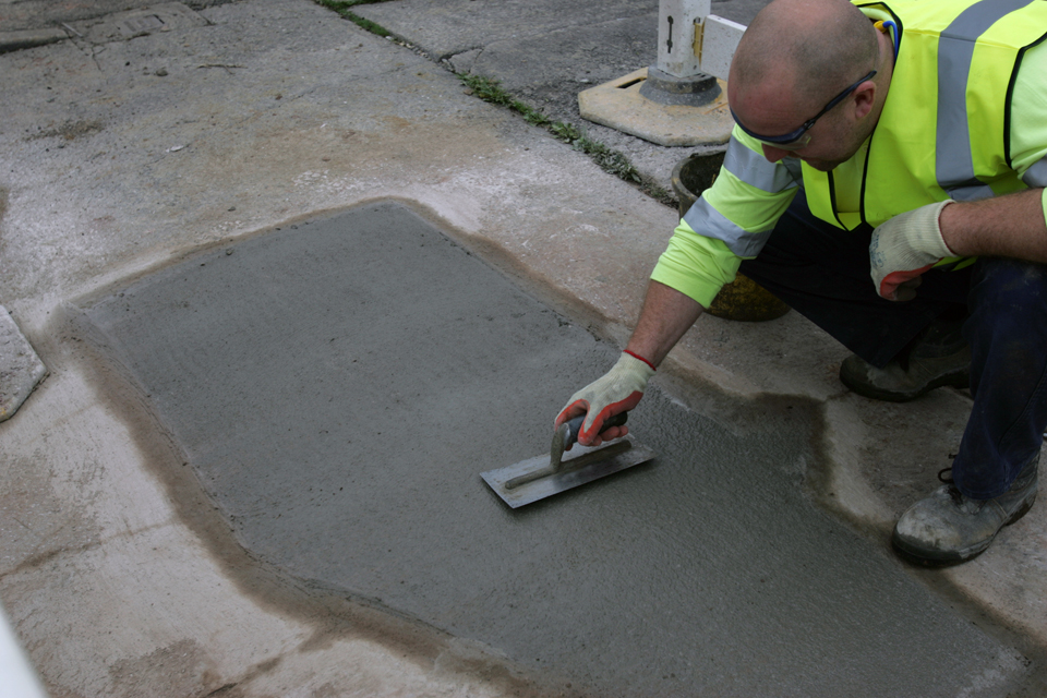 Concrete Reinstatement