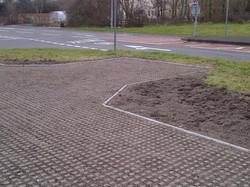 Grasscrete Paving