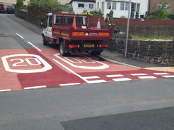 Line Marking and Patch