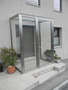 Schutz der Haustüre