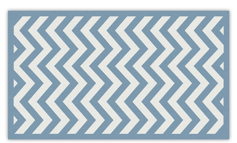 שטיח פעילות אלכס כחול לילדים - במגוון מידות