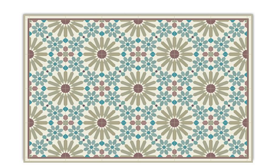 שטיח פיויסי מרקש צבעי אדמה 80/120 - עודפים