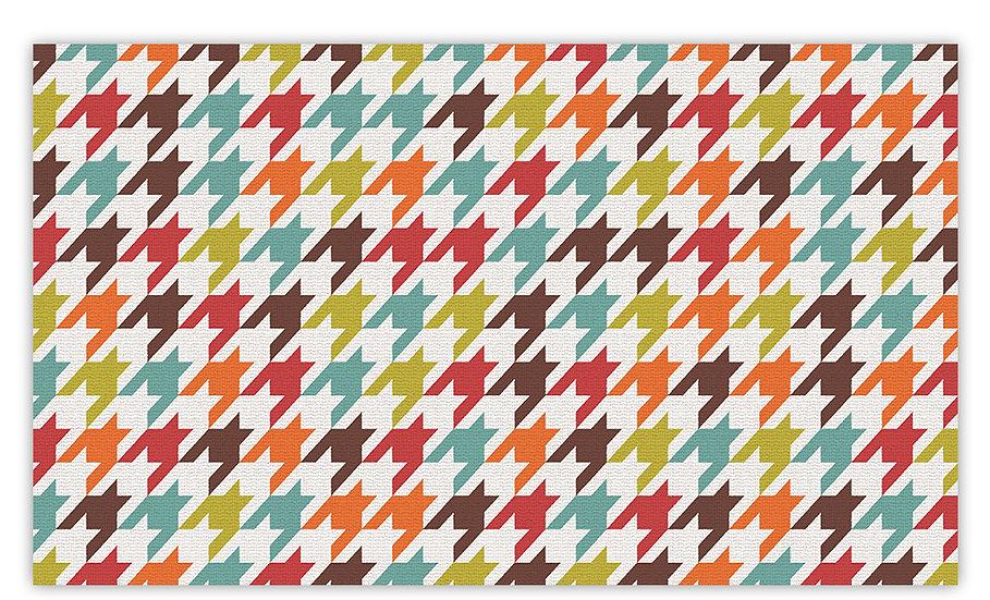 פיויסי עבה במיוחד טוויד צבעוני - במגוון מידות החל מ