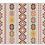 Thumbnail: Noya - Vinyl Floor Mat - Pink classic ethnic pattern