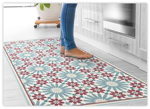 שטיחי PVC לבית ולמטבח