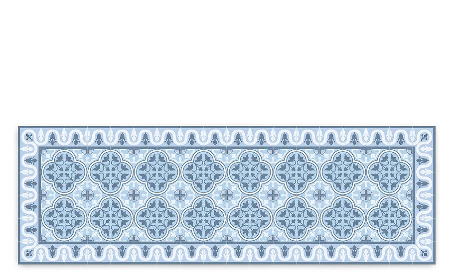 ראנר פיויסי אנדריאה כחול במגוון מידות