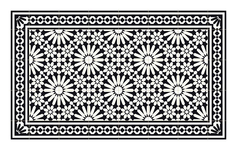 פיויסי טנג'יר שחור - במגוון מידות