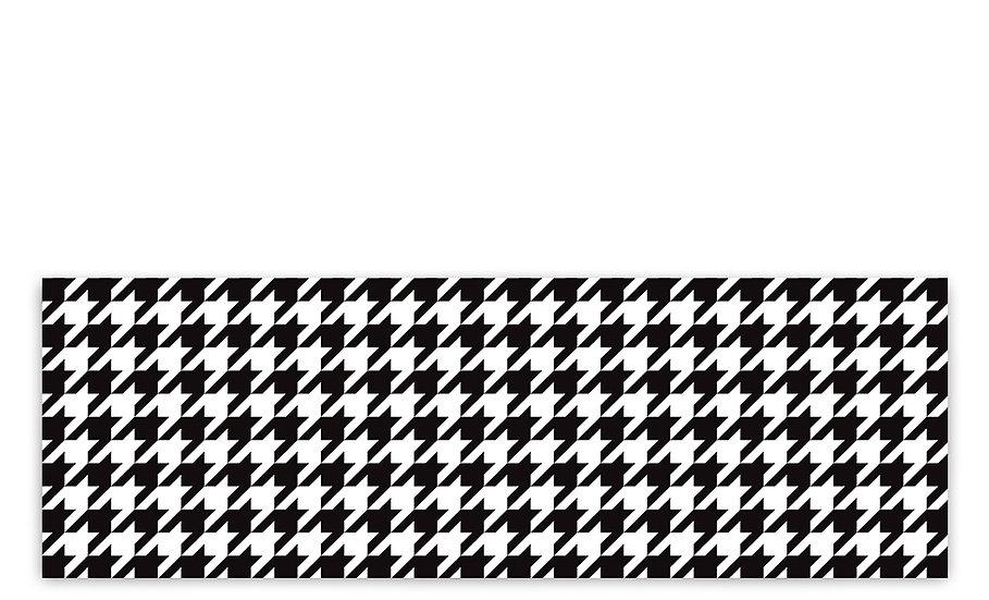 ראנר פיויסי טוויד שחור לבן - במגוון מידות