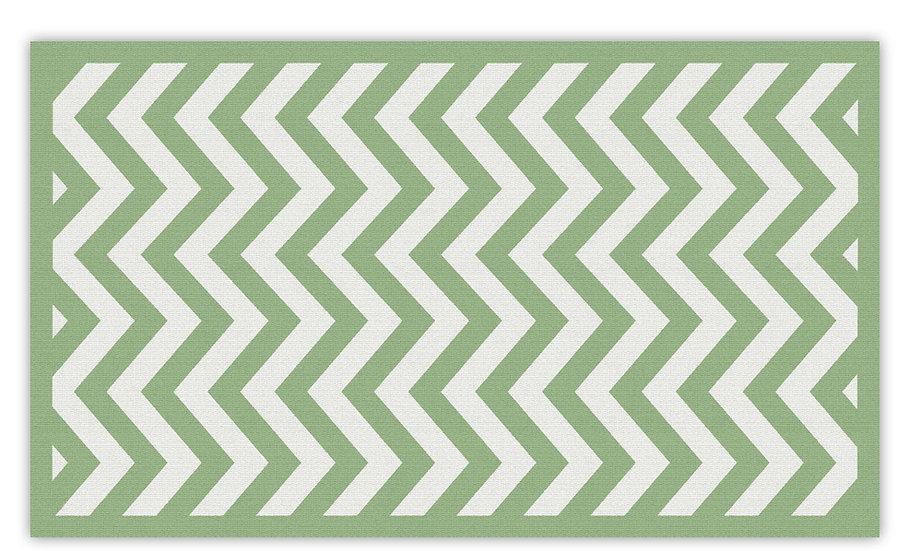 שטיח פעילות אלכס ירוק לילדים - במגוון מידות