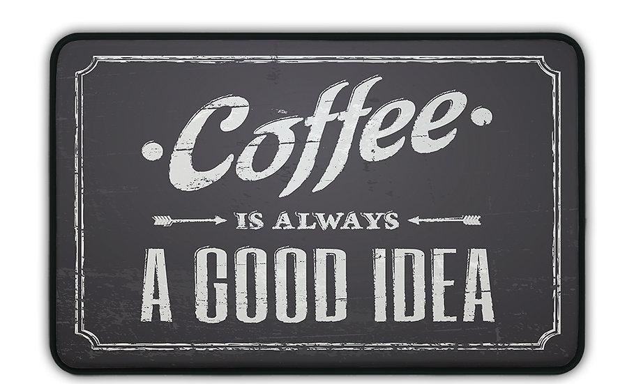 ארגונומי קפה בצבעים לבן - במגוון מידות