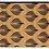 Thumbnail: Tamarind - Bamboo Mat - Natural ethnic pattern