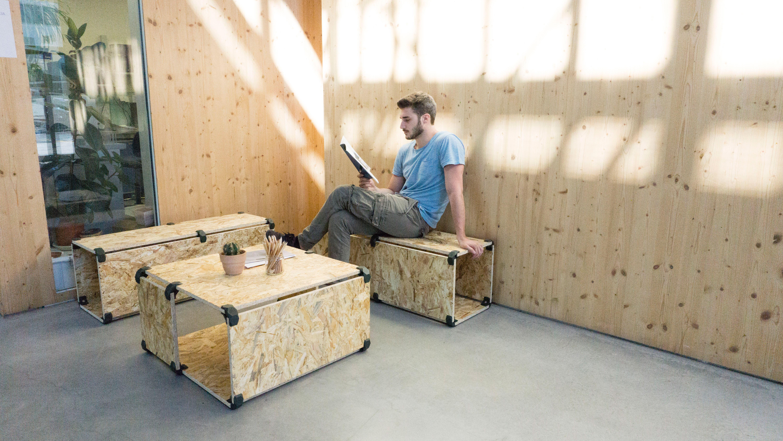 רהיטים מודולרים מעוצבים
