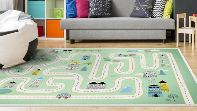 שטיחים לחדר הילדים