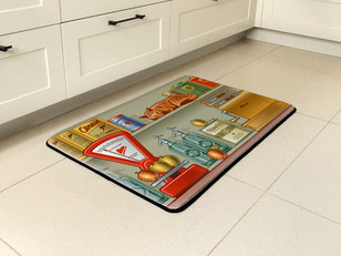 שטיחים ארגונומיים עודפים
