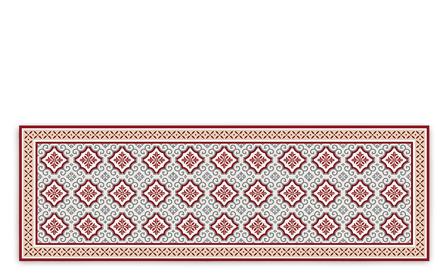 ראנר פיויסי קלאסיקו אדום - במגוון מידות