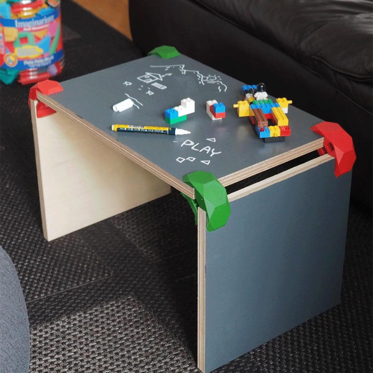 שולחן ילדים מודולרי