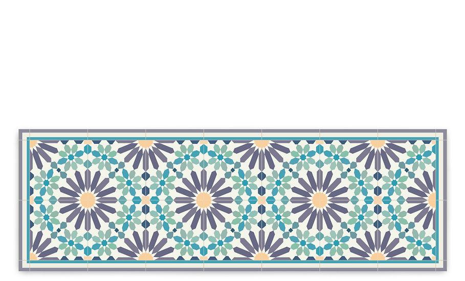 ראנר פיויסי מרקש סגול וטורקיז - במגוון מידות
