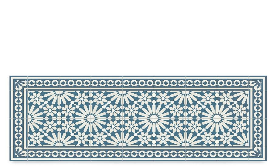 ראנר פיויסי טנג'יר כחול - במגוון מידות