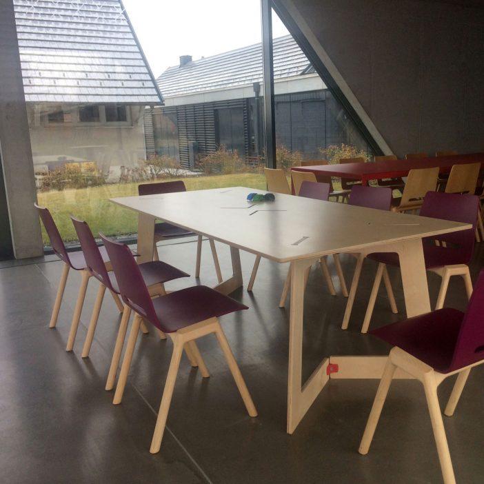 שולחן משרדי דגם קריה