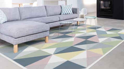 שטיחים בסיגנון גאומטרי