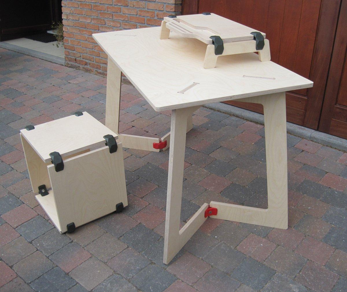 שולחן דגם קריה