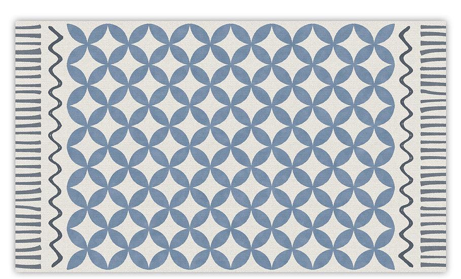 פיויסי עבה נגה כחול - במגוון מידות החל מ
