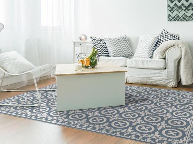 שטיחי PVC עודפים
