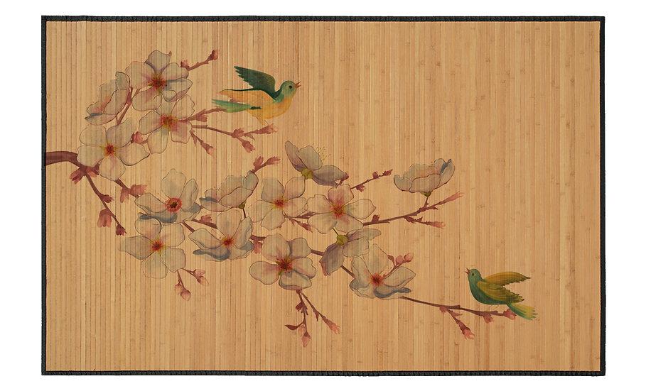במבוק ציפורים על ענף - במגוון מידות
