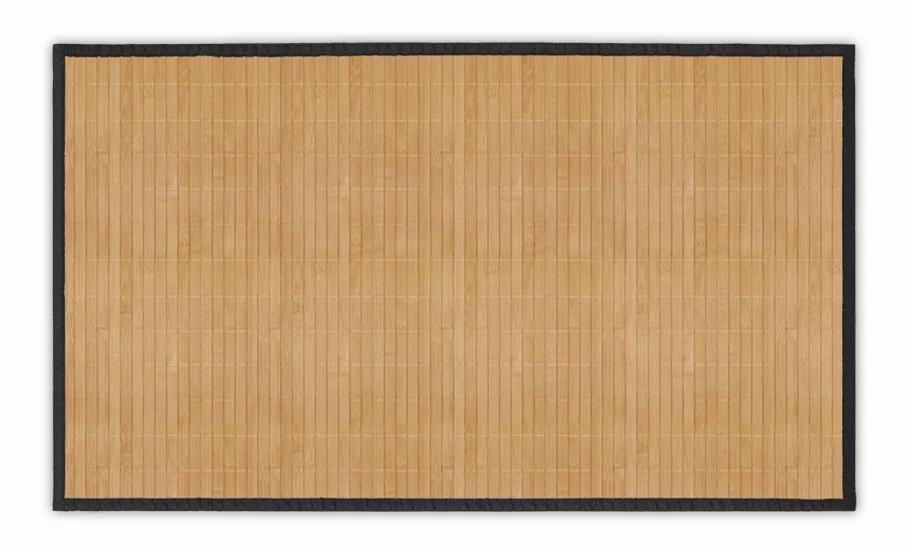 Plain - Bamboo Mat - Natural bamboo without any print
