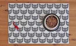 copy of שטיח לחיות מחמד דגם תולי אפור ירקרק 45/60 - עודפים