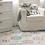 Thumbnail: Yuval - Vinyl Floor Mat - Colorful graphic pattern