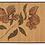 Thumbnail: Hibiscus - Bamboo Mat - Romantic botanical pattern