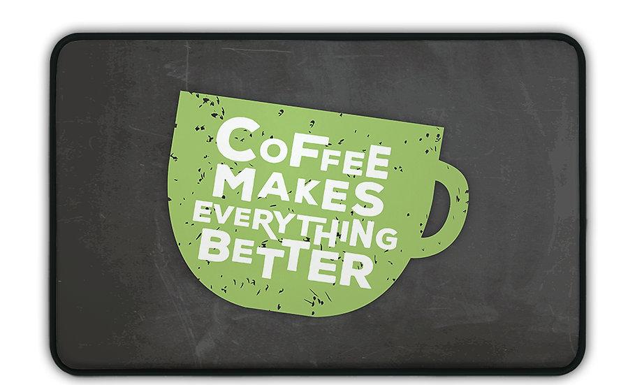 ארגונומי כוס קפה ירוקה - במגוון מידות
