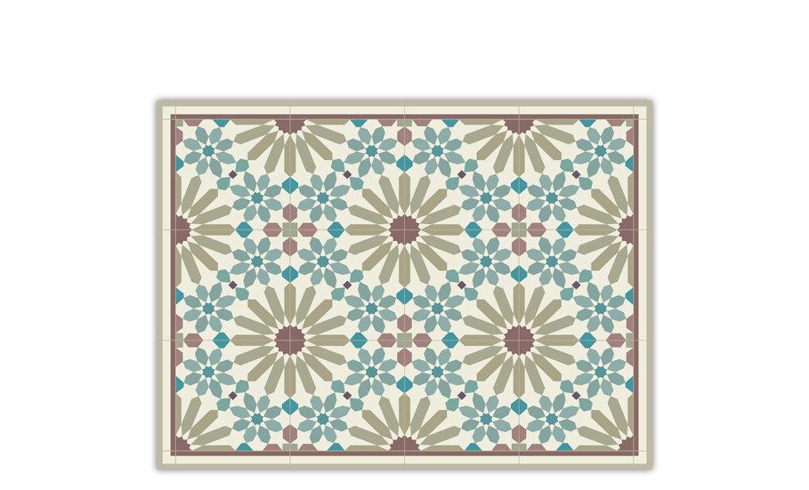 שטיח פיויסי מרקש צבעי אדמה 60/80 - עודפים