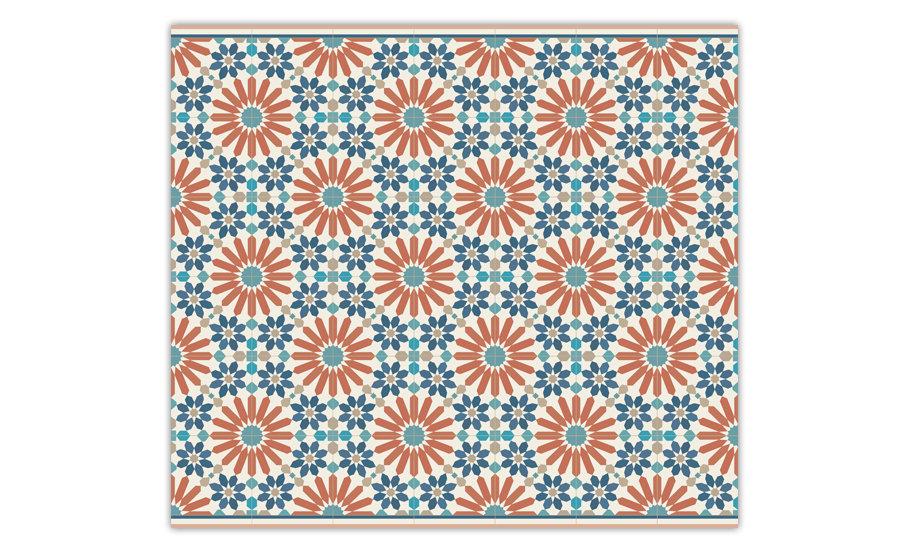 מרקש כתום וכחול 120/135 - עודפים